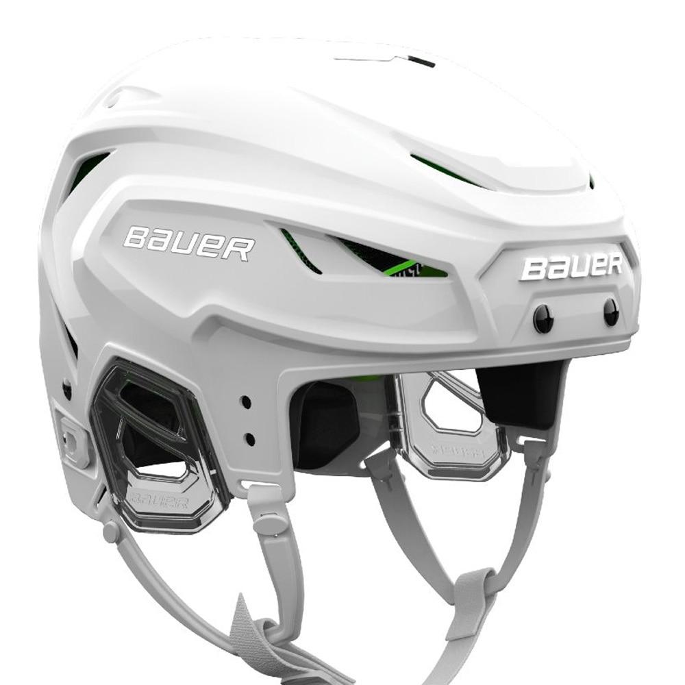 Bauer Hyperlite Hockeyhjelm Hvit