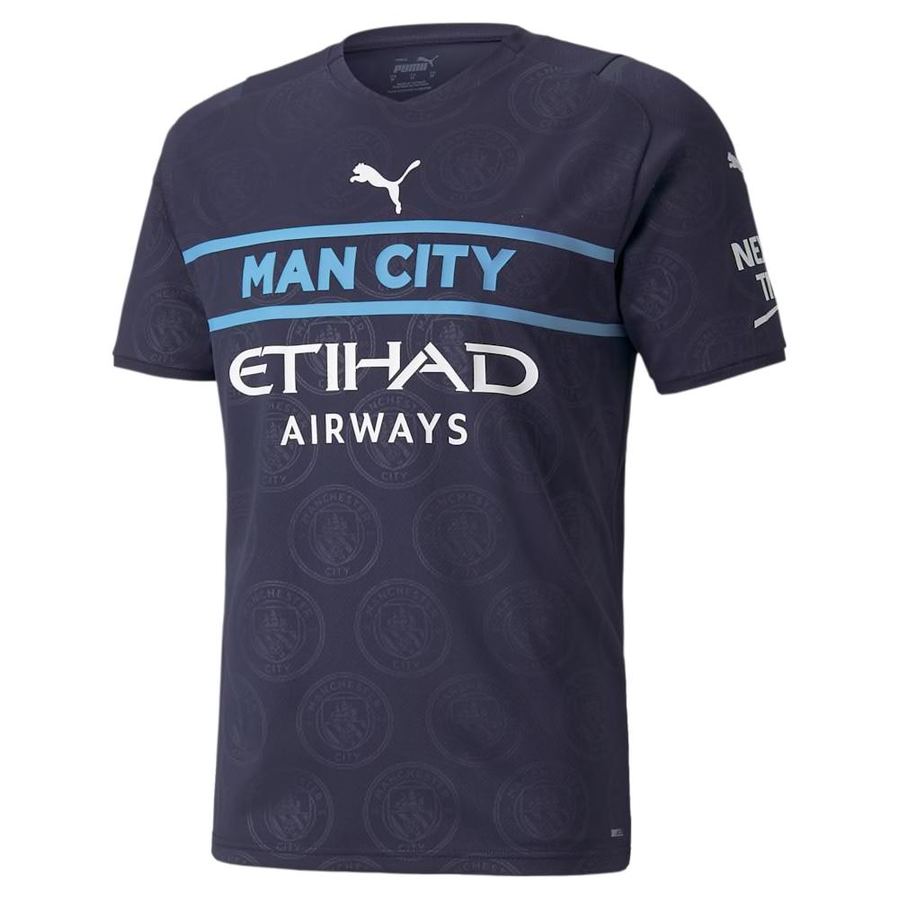 Puma Manchester City Fotballdrakt 21/22 3rd