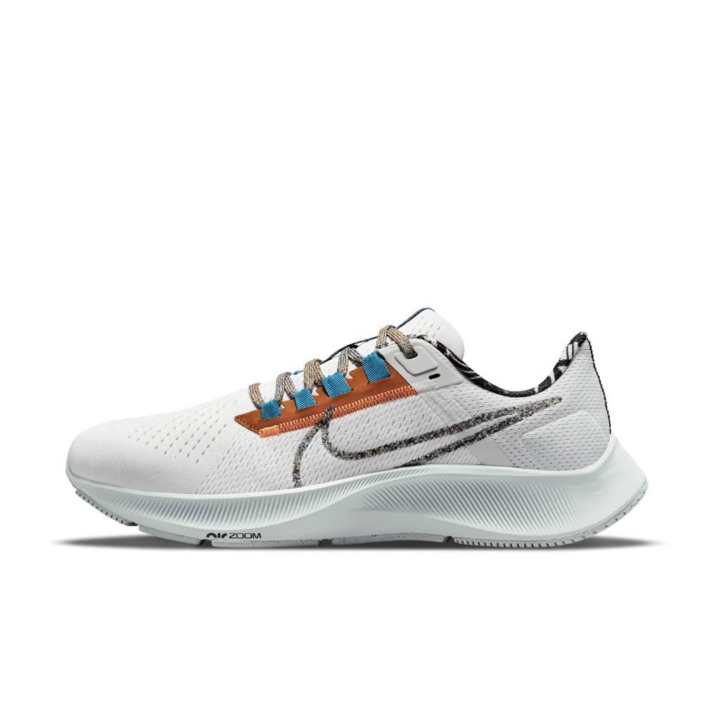 Nike Air Zoom Pegasus 38 Joggesko Herre Hvit/Oransje