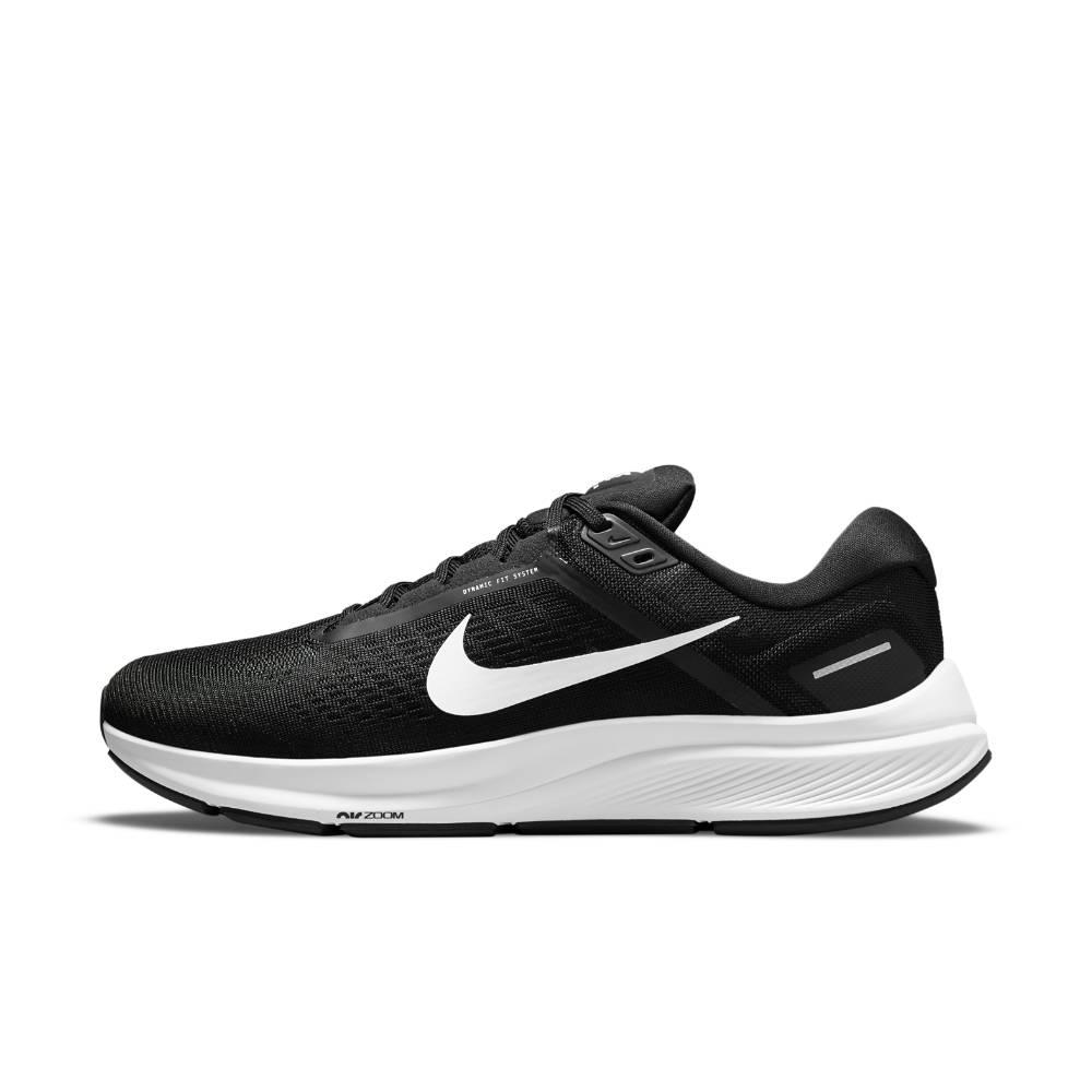 Nike Air Zoom Structure 24 Joggesko Herre Sort