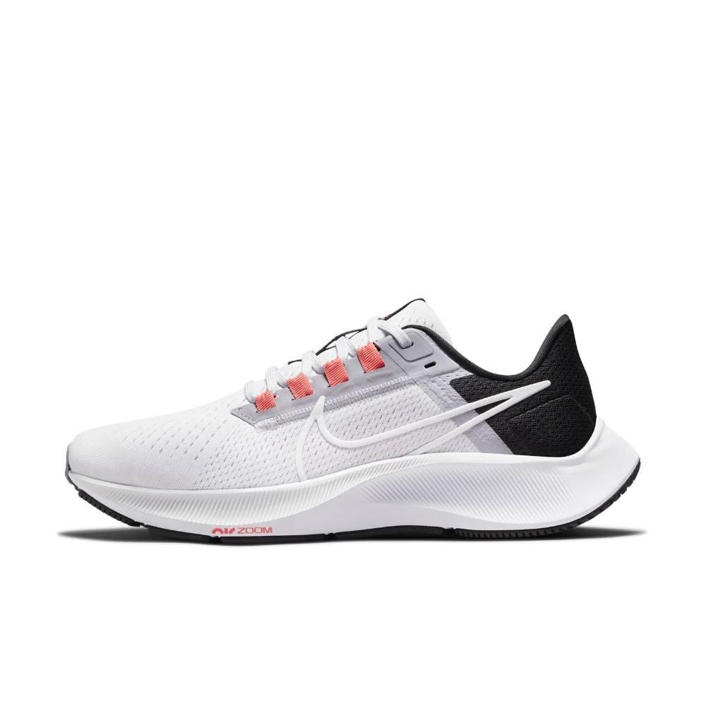 Nike Air Zoom Pegasus 38 Joggesko Dame Hvit/Sort