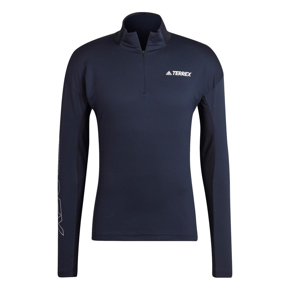 Adidas Terrex Xperior Langermet Trøye Dame Marine