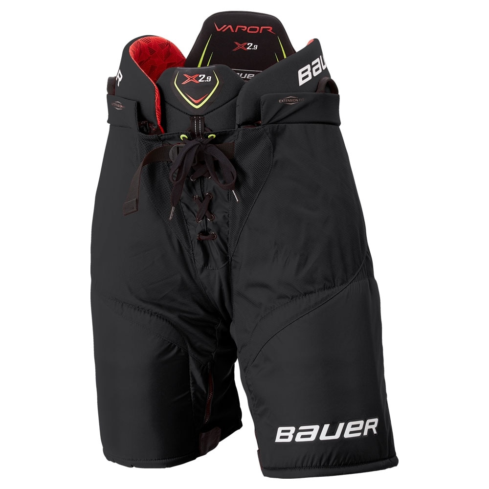 Bauer Vapor X2.9 Junior Hockeybukse Svart