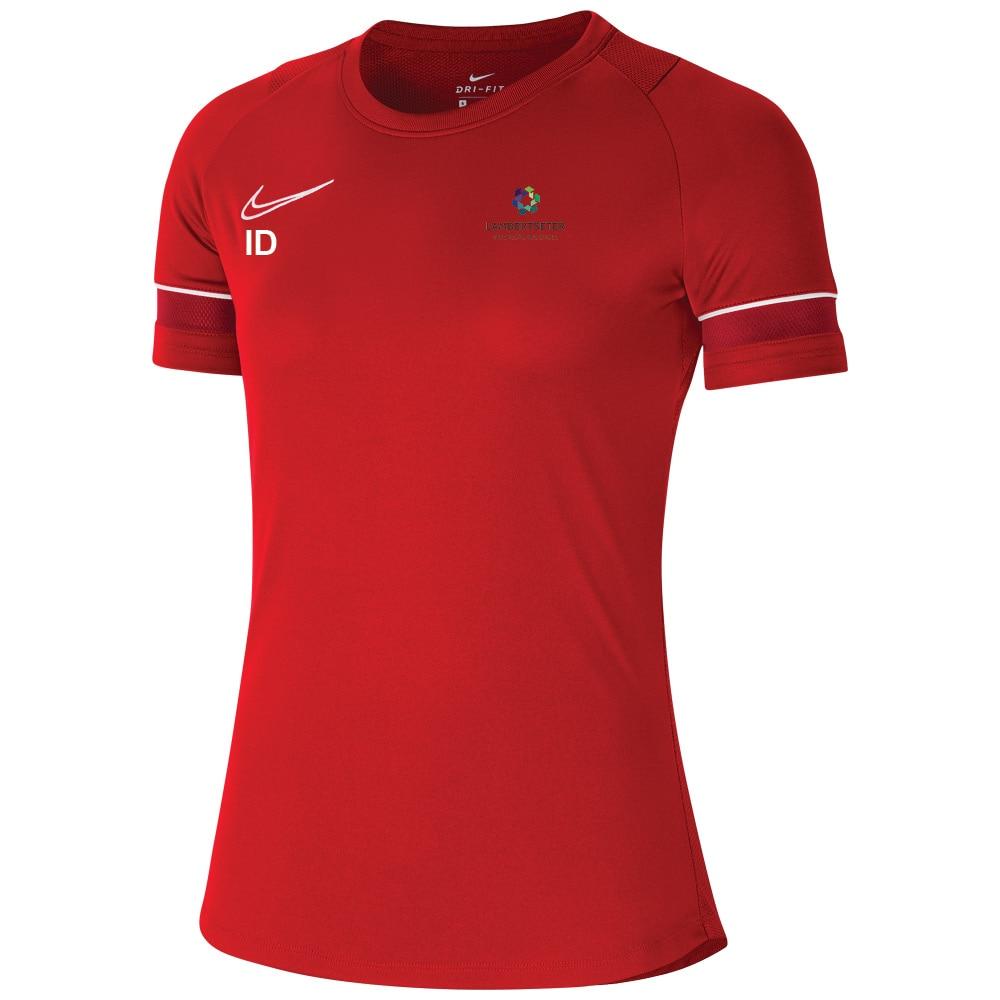 Nike Lambertseter VGS Treningstrøye Dame Rød