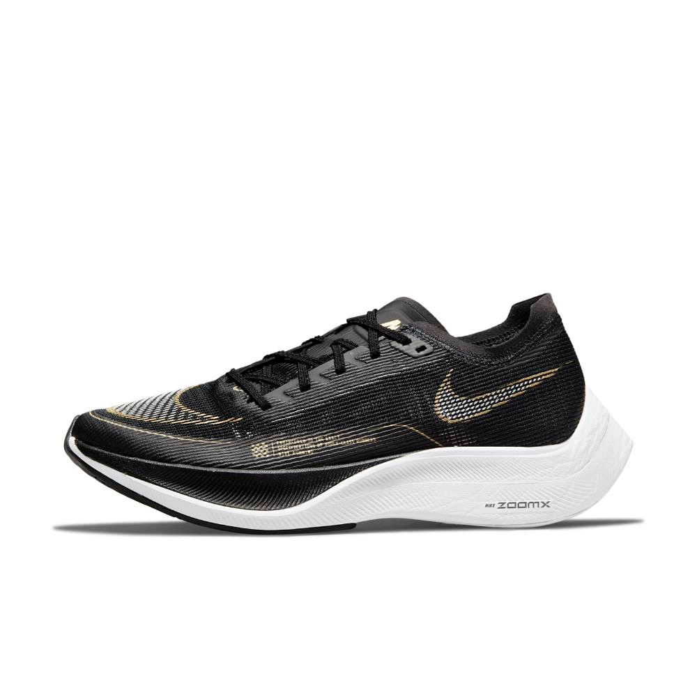 Nike ZoomX Vaporfly Next% 2 Joggesko Dame Sort