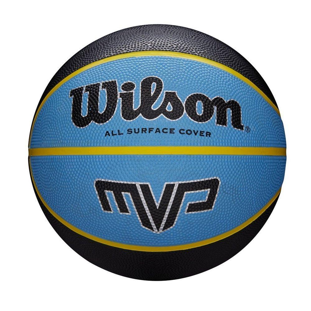 Wilson MVP 285 Basketball Blå/Sort