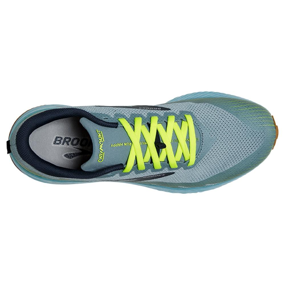 Brooks Catamount Trail Joggesko Dame Blå