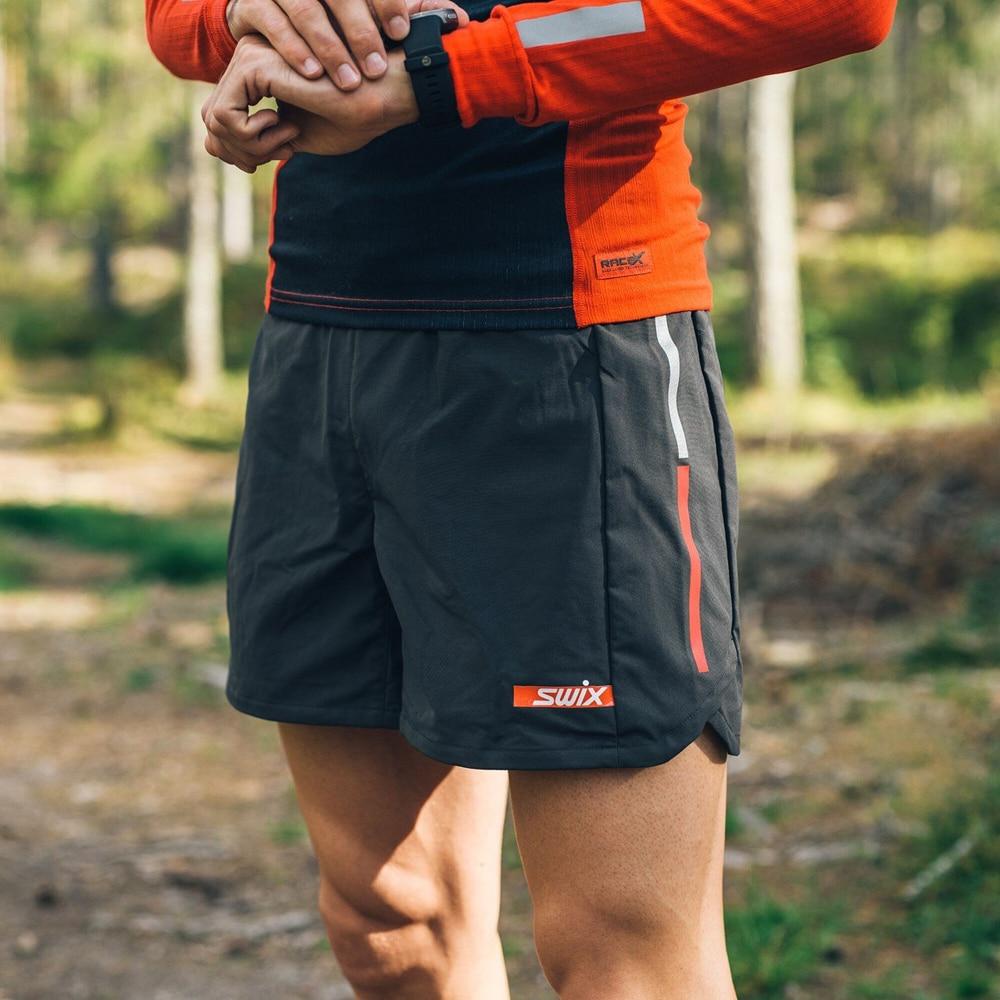 Swix Carbon shorts Herre Grå