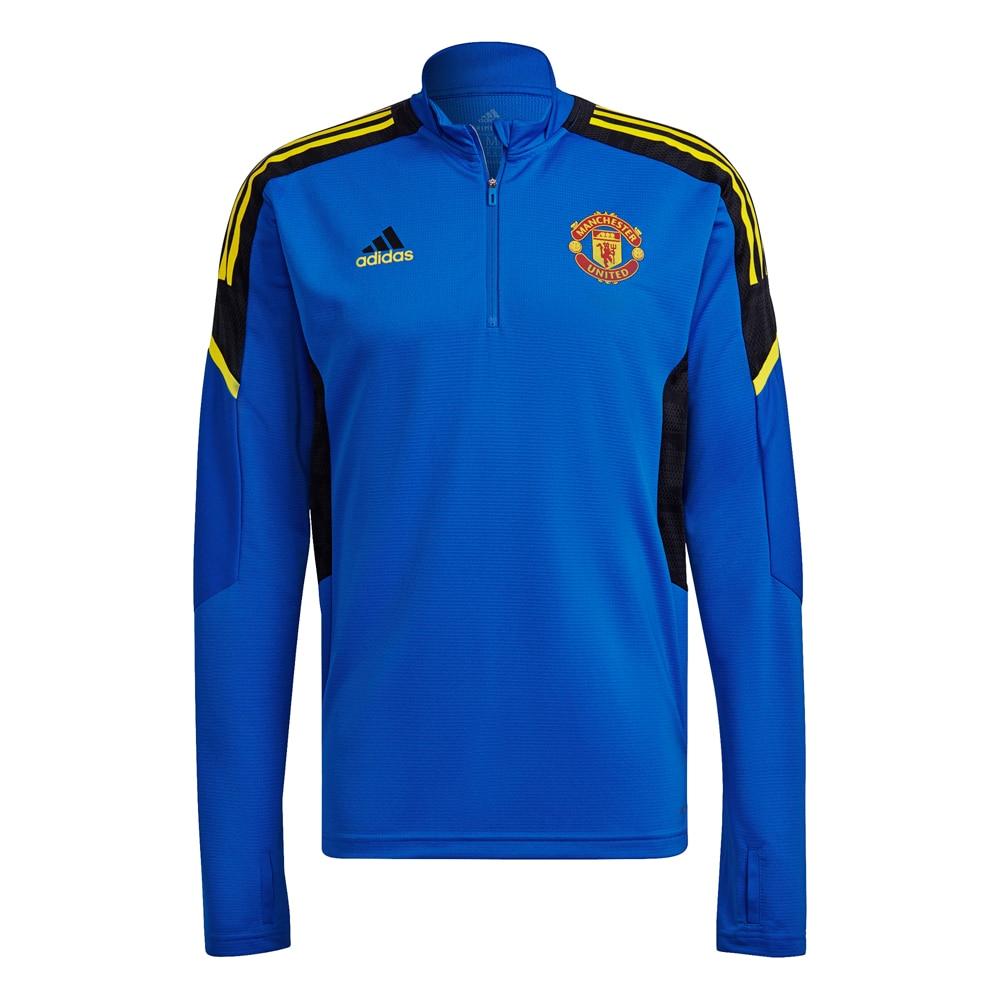Adidas Manchester United Treningsgenser 21/22 Blå