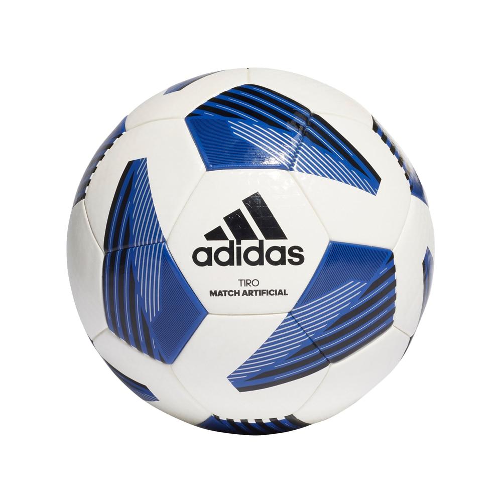 Adidas Tiro League Artificial Fotball Hvit/Blå