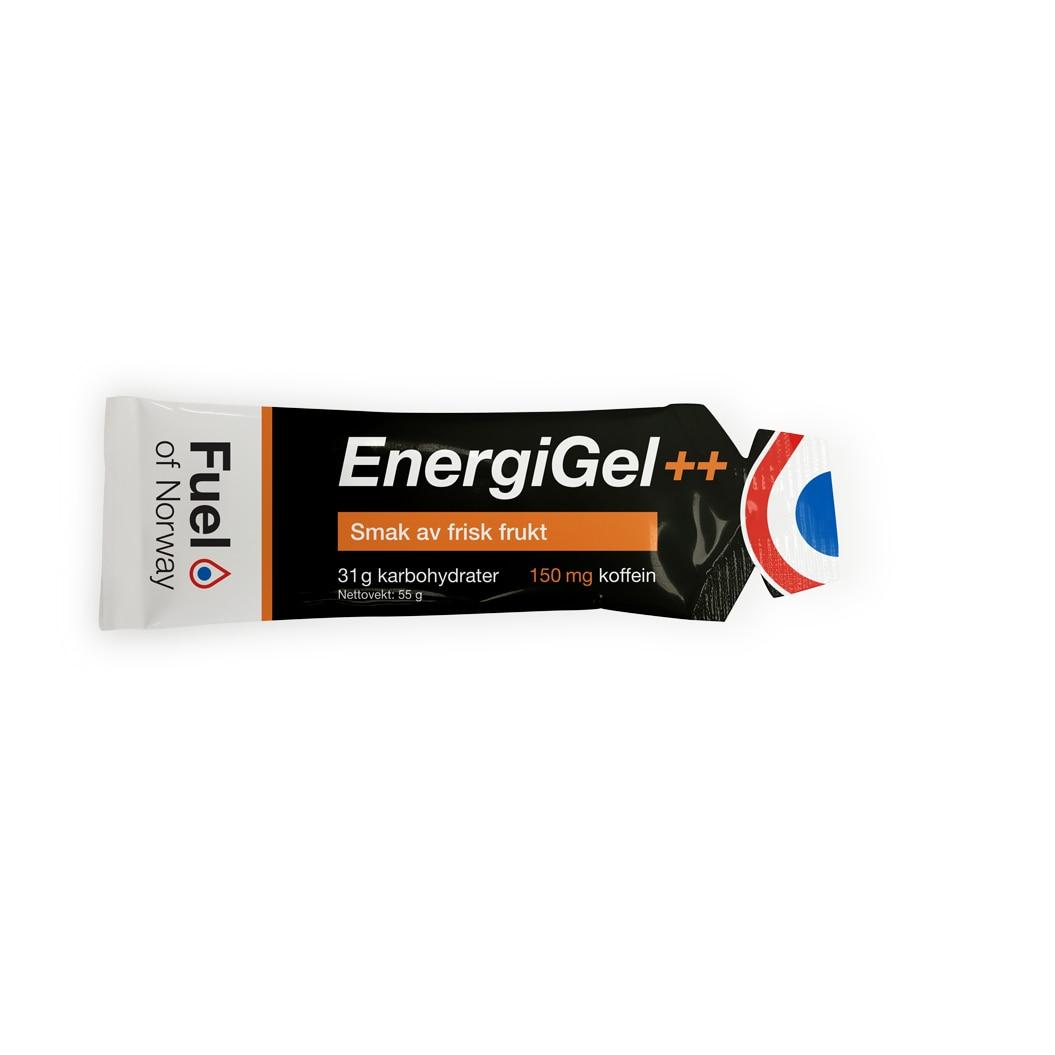 Fuel of Norway Energigel Frukt 55g