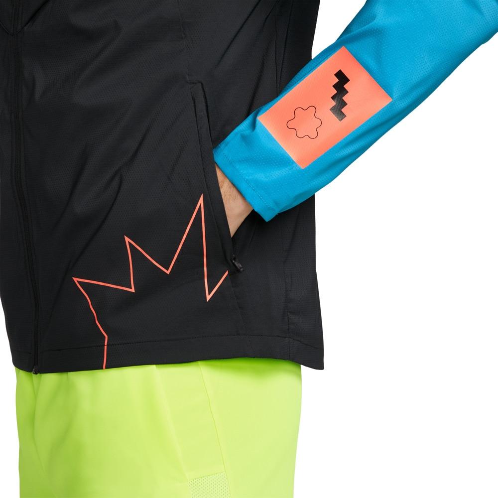 Nike Windrunner Treningsjakke Herre Sort