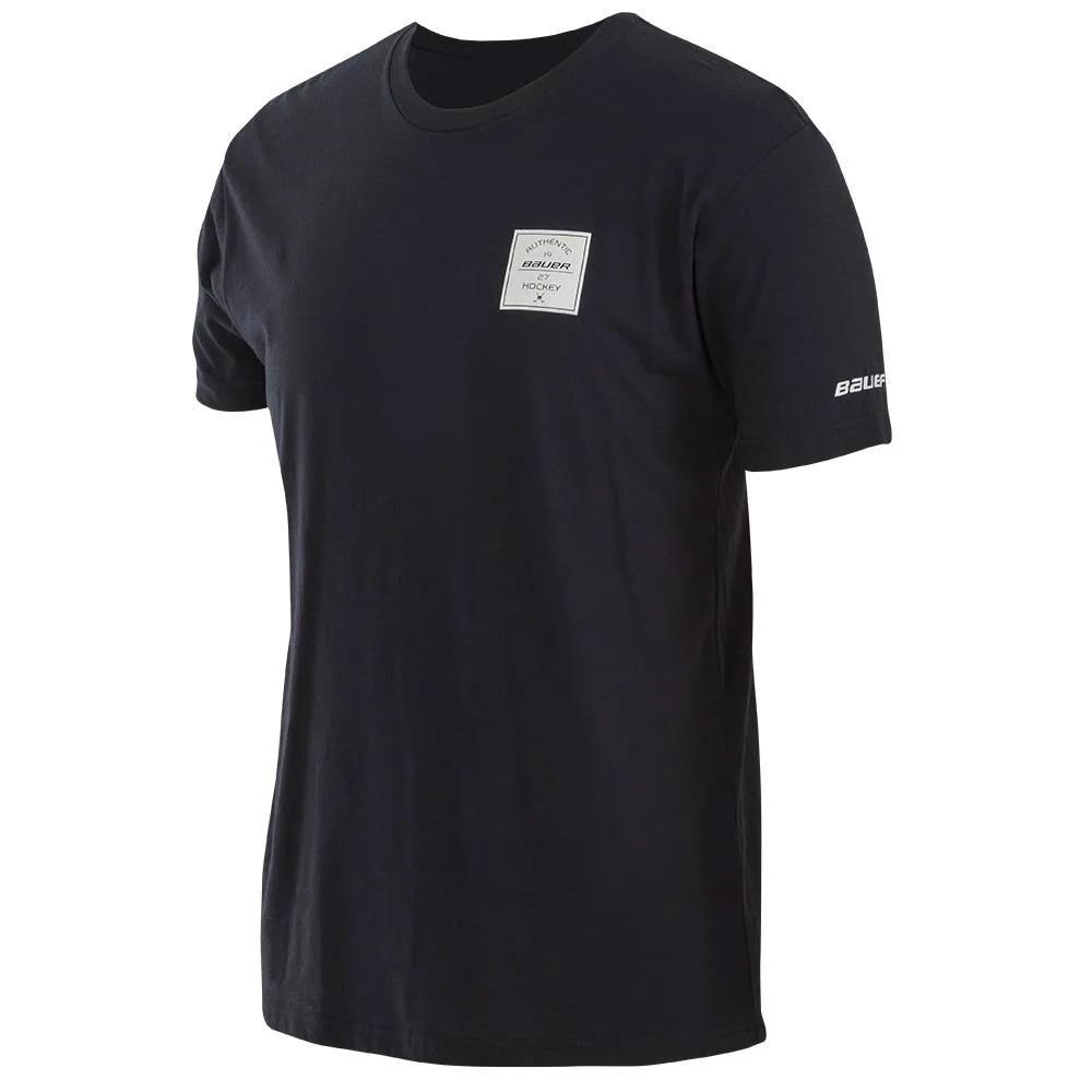 Bauer Square T-skjorte