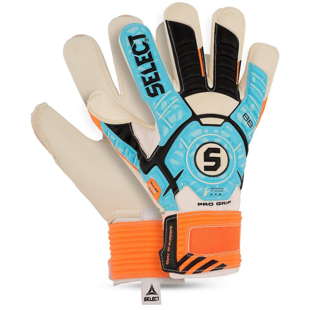 Select 88 Pro Grip Keeperhansker Blå/Hvit