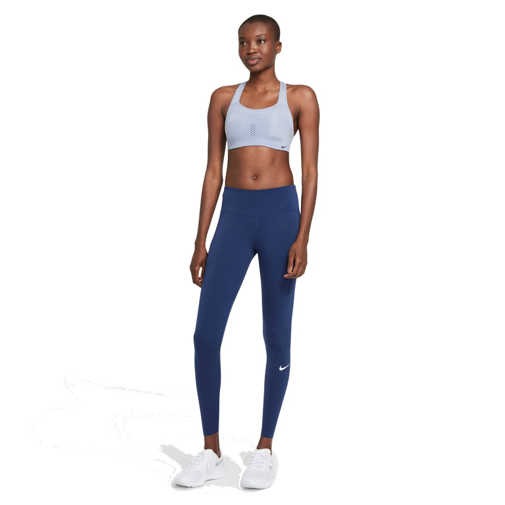 Nike Epic Lux Tights Dame Marine