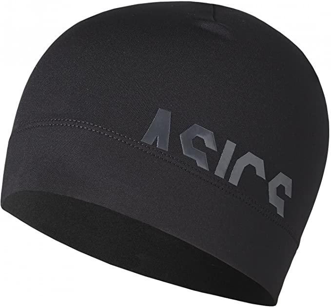 Asics Logo Beanie Lue Sort