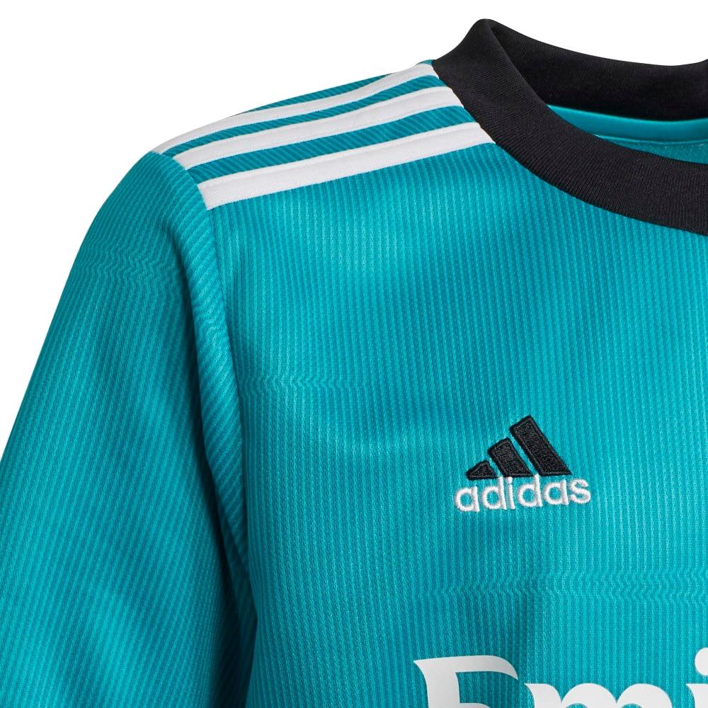 Adidas Real Madrid Fotballdrakt 21/22 3rd Barn