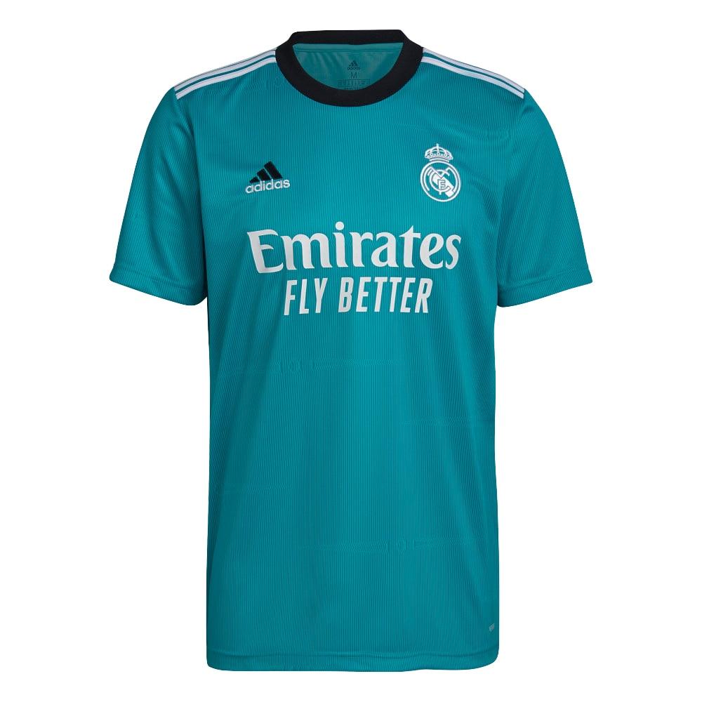 Adidas Real Madrid Fotballdrakt  21/22 3rd