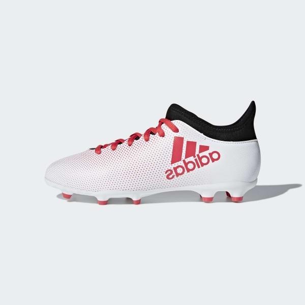 Adidas X 17.3 FG/AG Fotballsko Barn Cold Blooded Pack