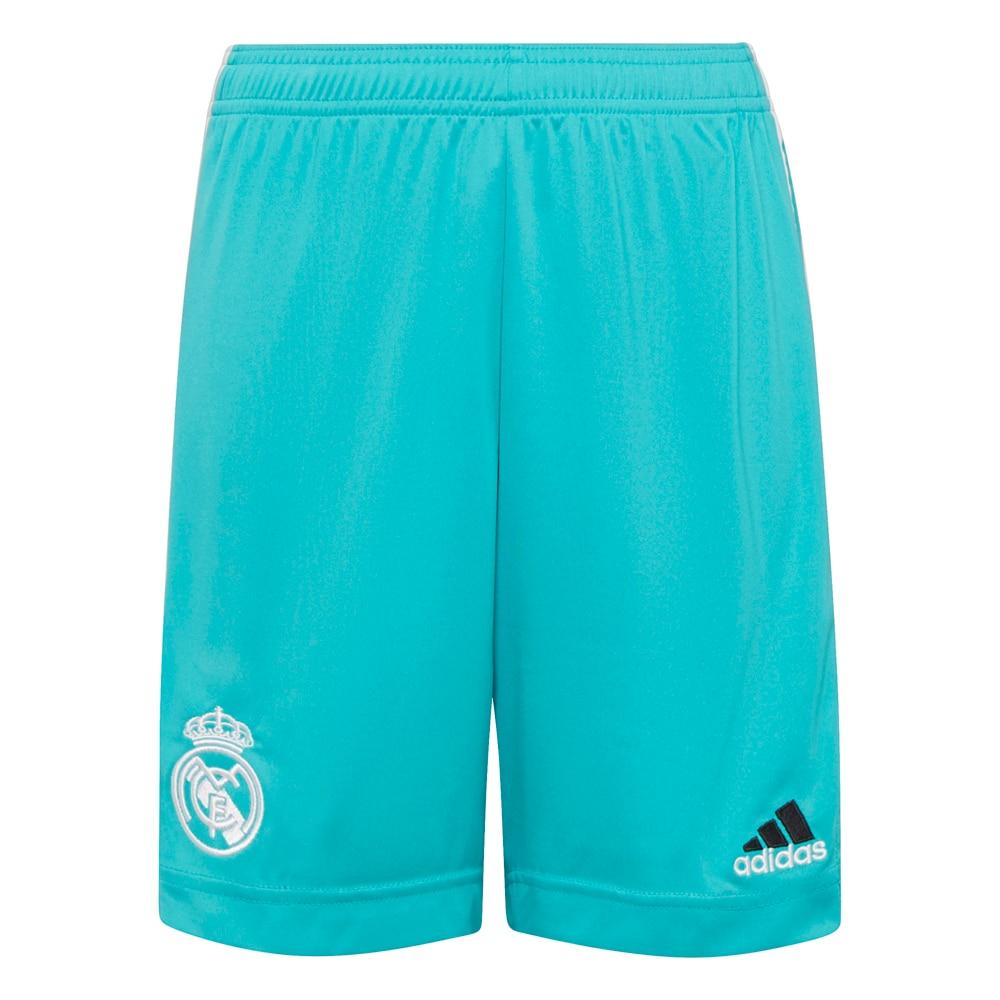 Adidas Real Madrid Fotballshorts 21/22 3rd Barn