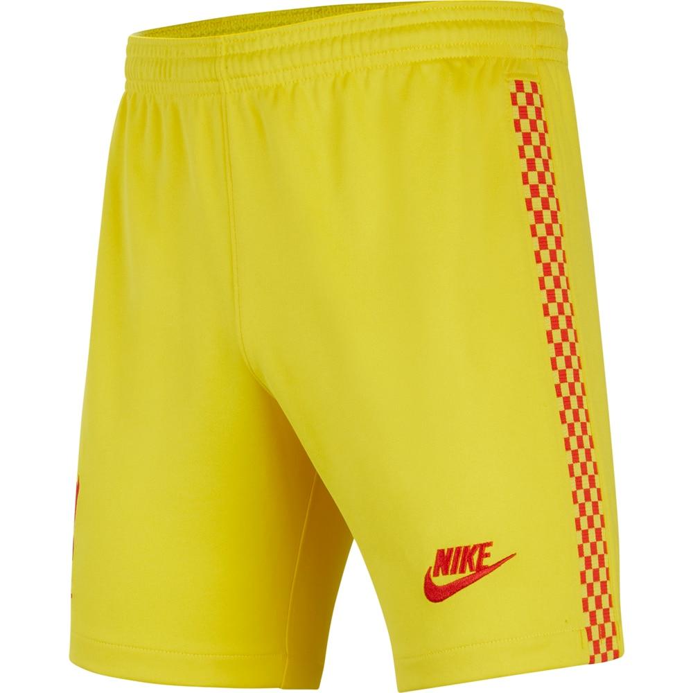 Nike Liverpool FC Fotballshorts 21/22 3rd Barn
