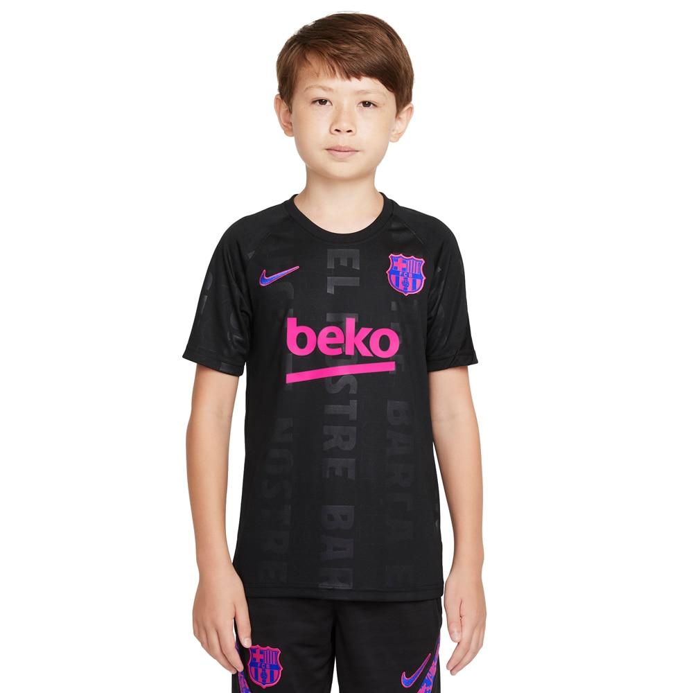 Nike FC Barcelona Pre Match Trøye 21/22 Barn 3rd