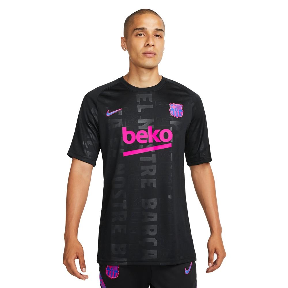 Nike FC Barcelona Pre Match Trøye 21/22 3rd