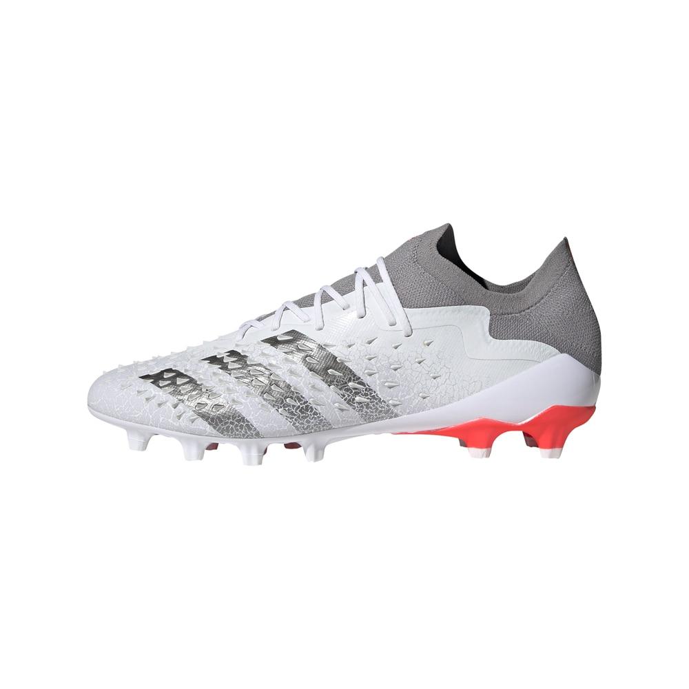 Adidas Predator Freak .1 AG Low Fotballsko Whitespark Pack