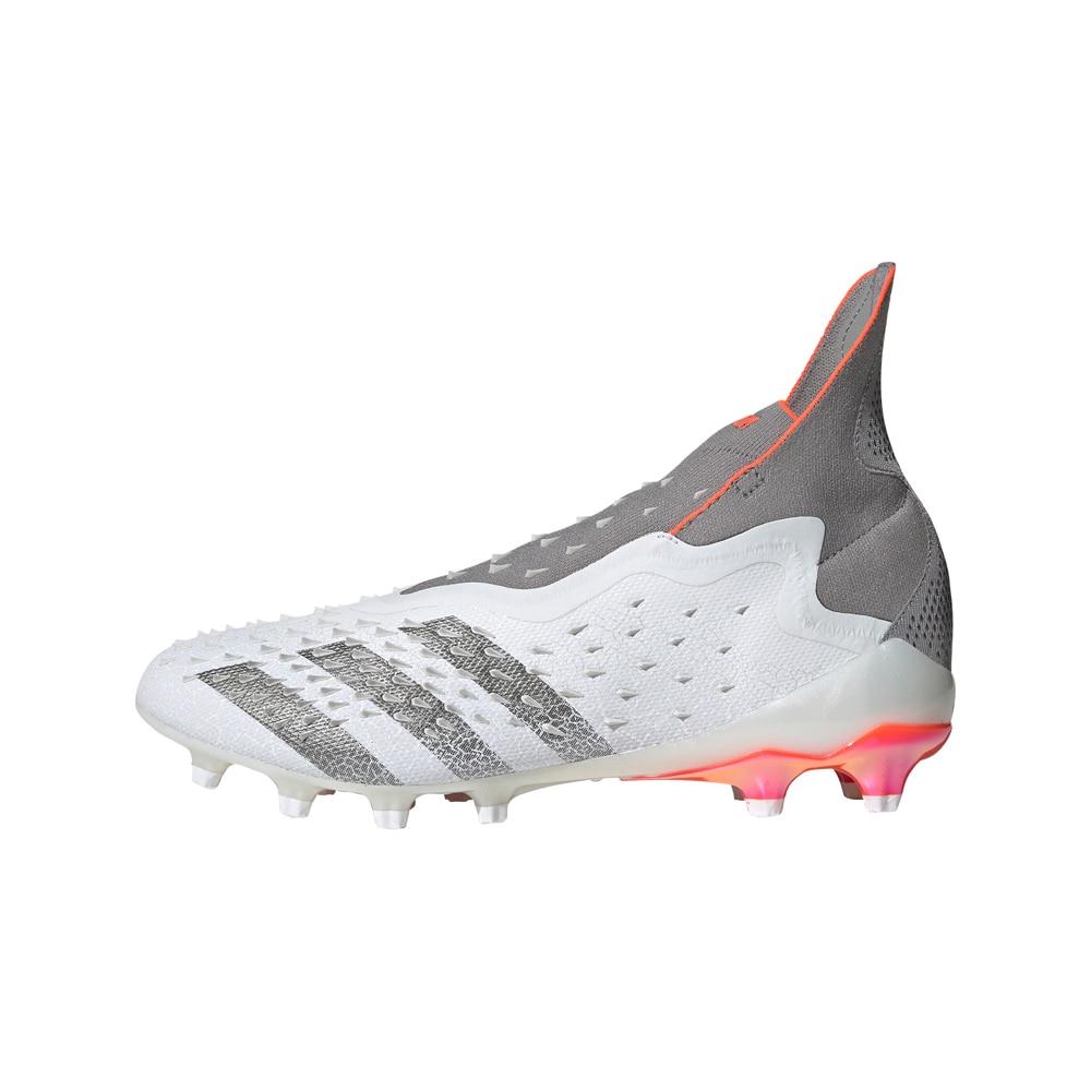 Adidas Predator Freak + AG Fotballsko Whitespark Pack
