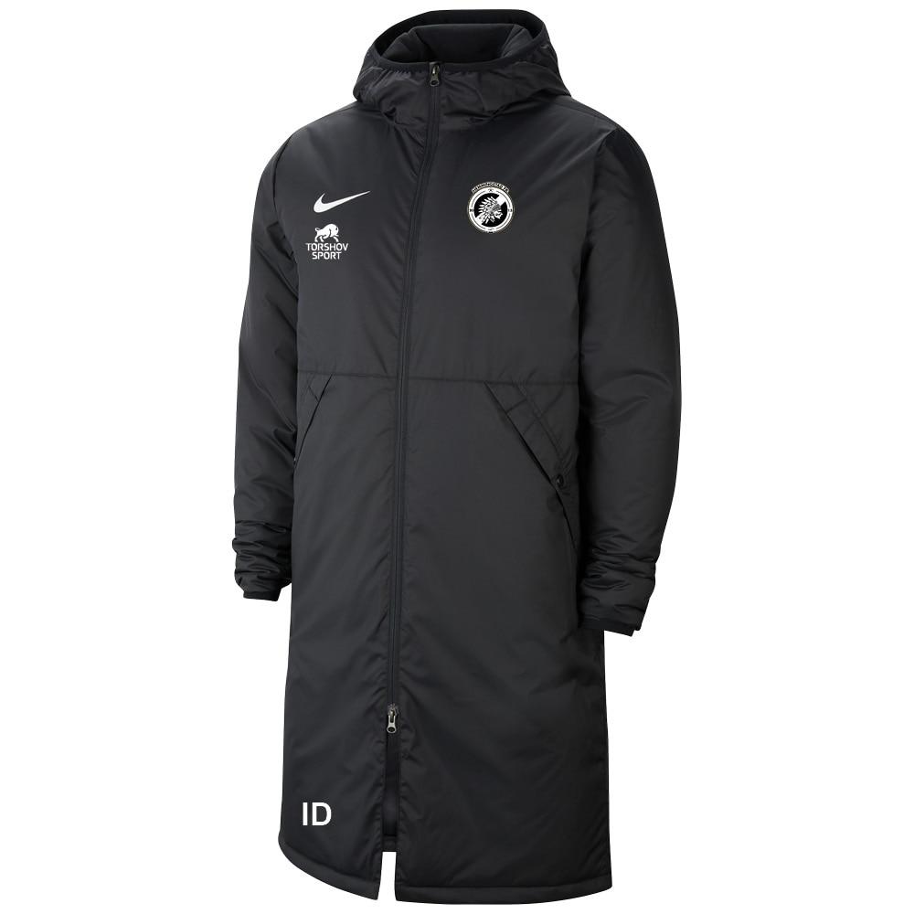 Nike HFK Vinterjakke Barn Sort