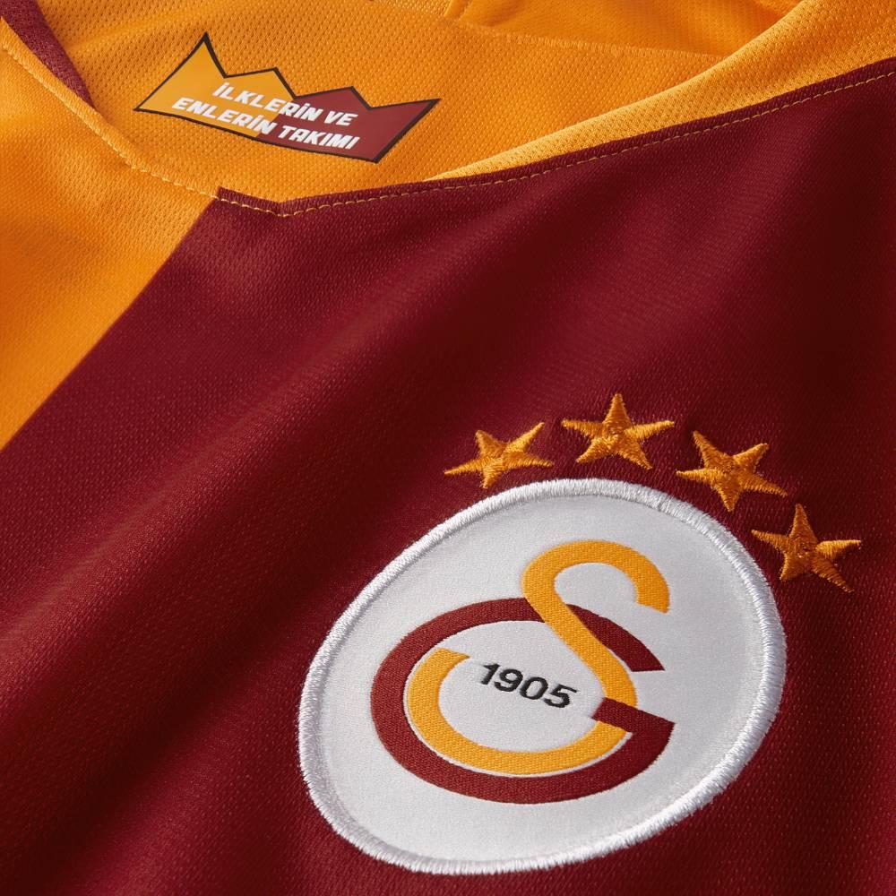 Nike Galatasaray Fotballdrakt 18/19 Hjemme