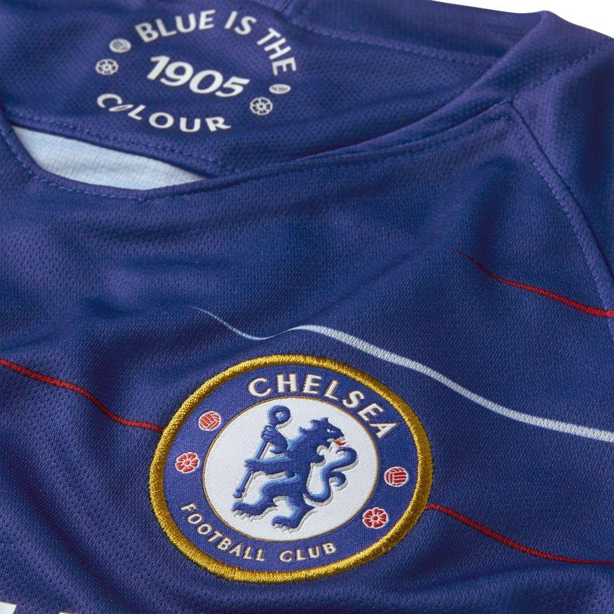 Nike Chelsea Fotballdrakt 18/19 Hjemme Barn