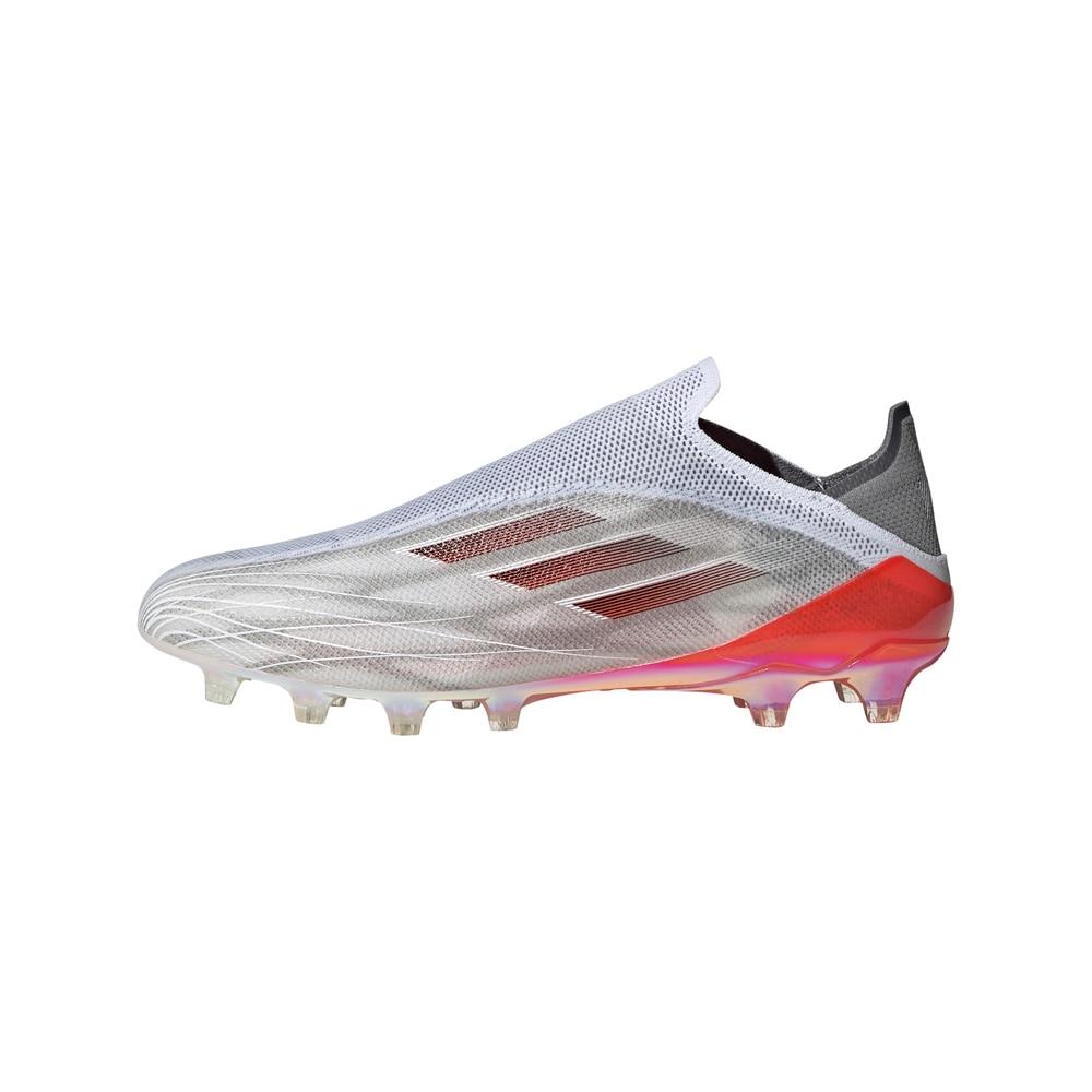 Adidas X Speedflow+ AG Fotballsko Whitespark Pack