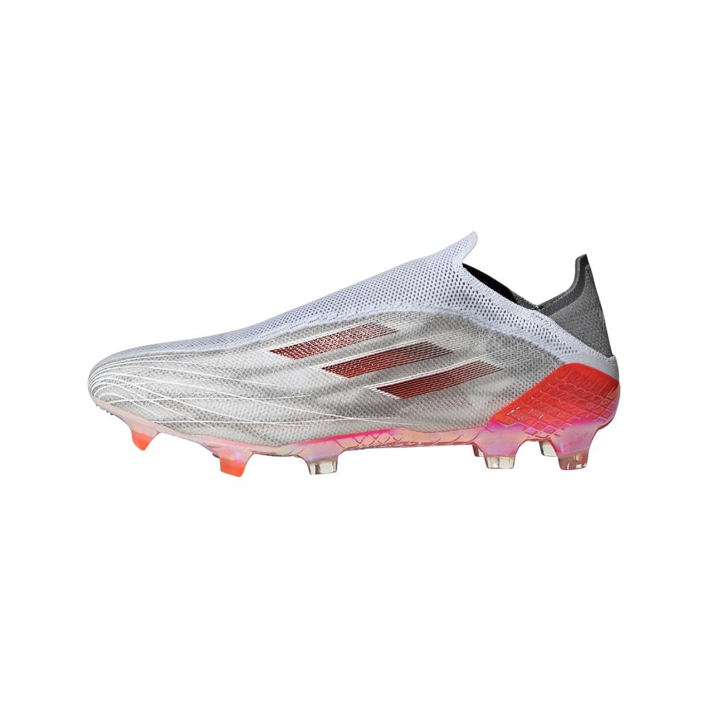 Adidas X Speedflow+ FG/AG Fotballsko Whitespark Pack