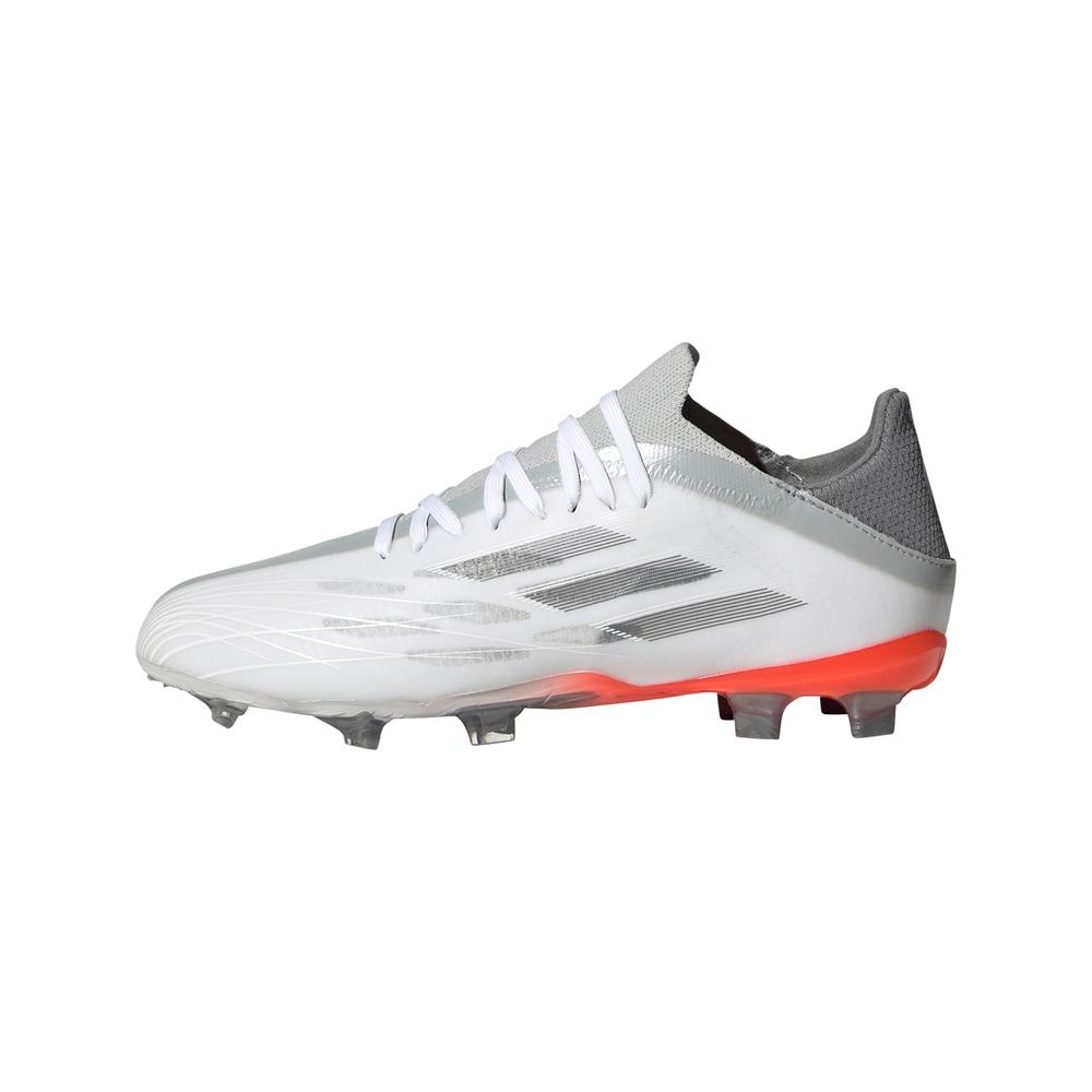 Adidas X Speedflow.1 FG/AG Fotballsko Barn Whitespark Pack