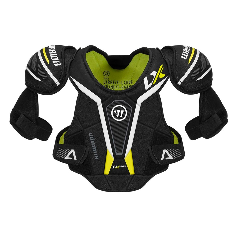 Warrior Alpha LX PRO Barn Skulderbeskyttelse Hockey