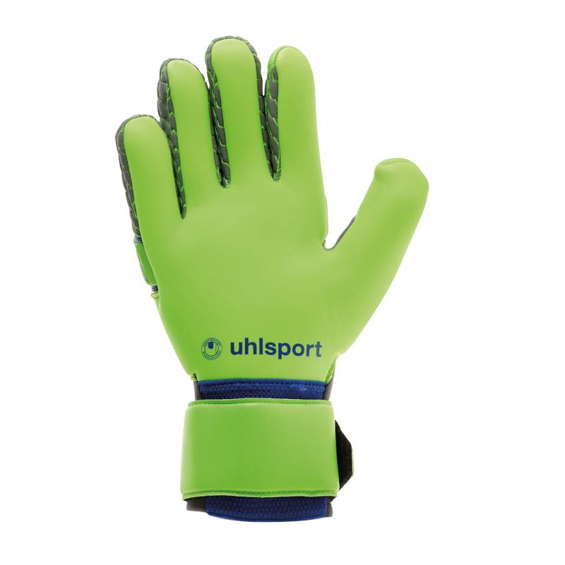Uhlsport Tensiongreen Absolutgrip Reflex Keeperhansker Grå/Grønn