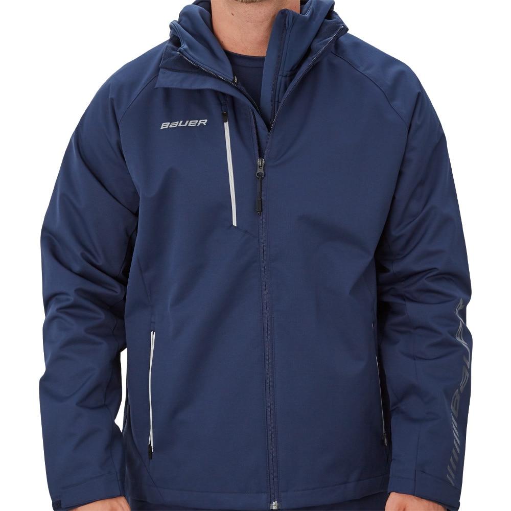 Bauer Supreme Treningsjakke Marine