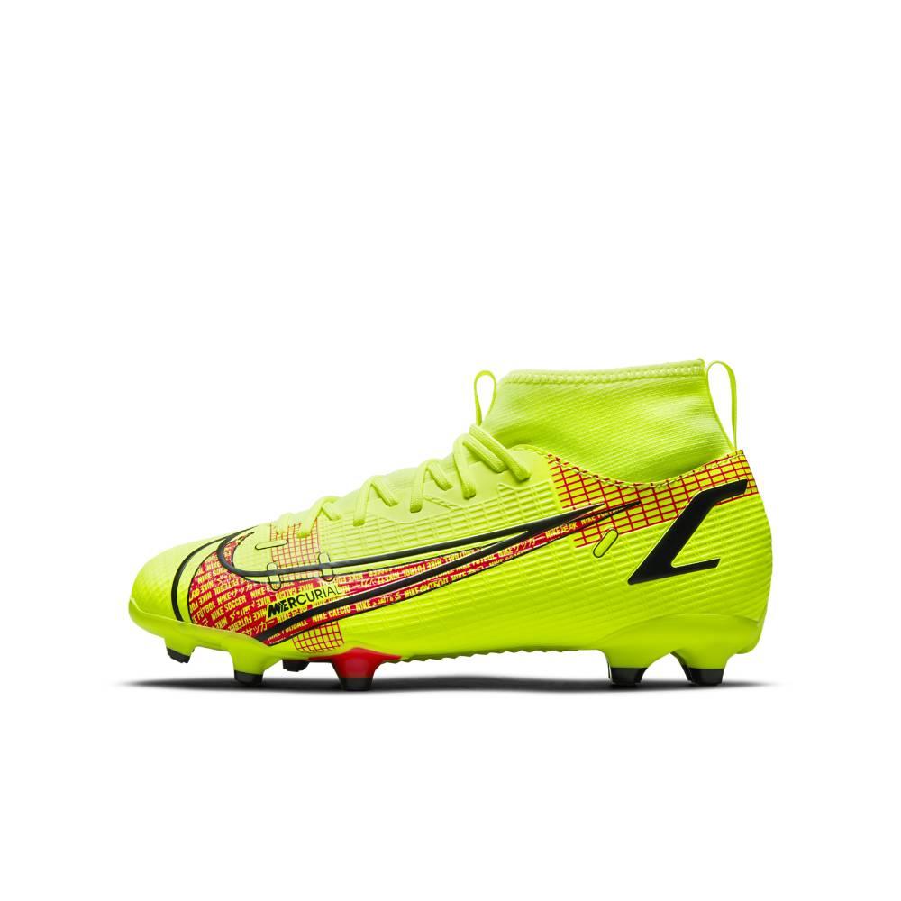 Nike Mercurial Superfly 8 Academy FG/MG Fotballsko Barn Motivation Pack