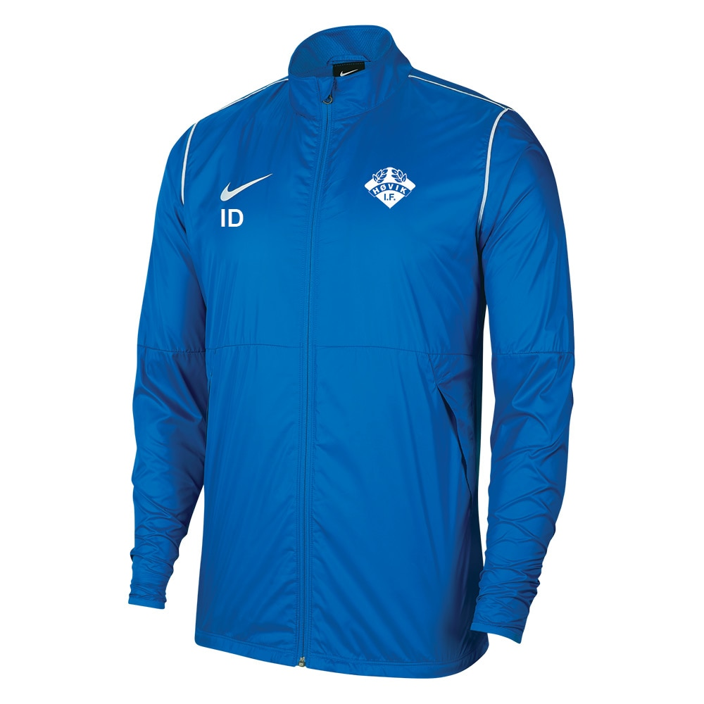 Nike Høvik IF Regnjakke Blå