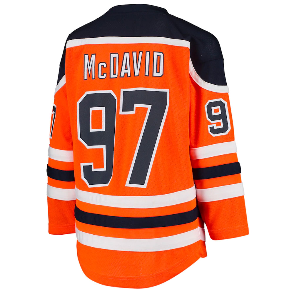 Outerstuff NHL Hockeydrakt Barn Edmonton Oilers McDavid