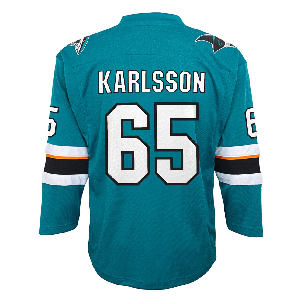 Outerstuff NHL Hockeydrakt Barn San Jose Sharks Karlsson