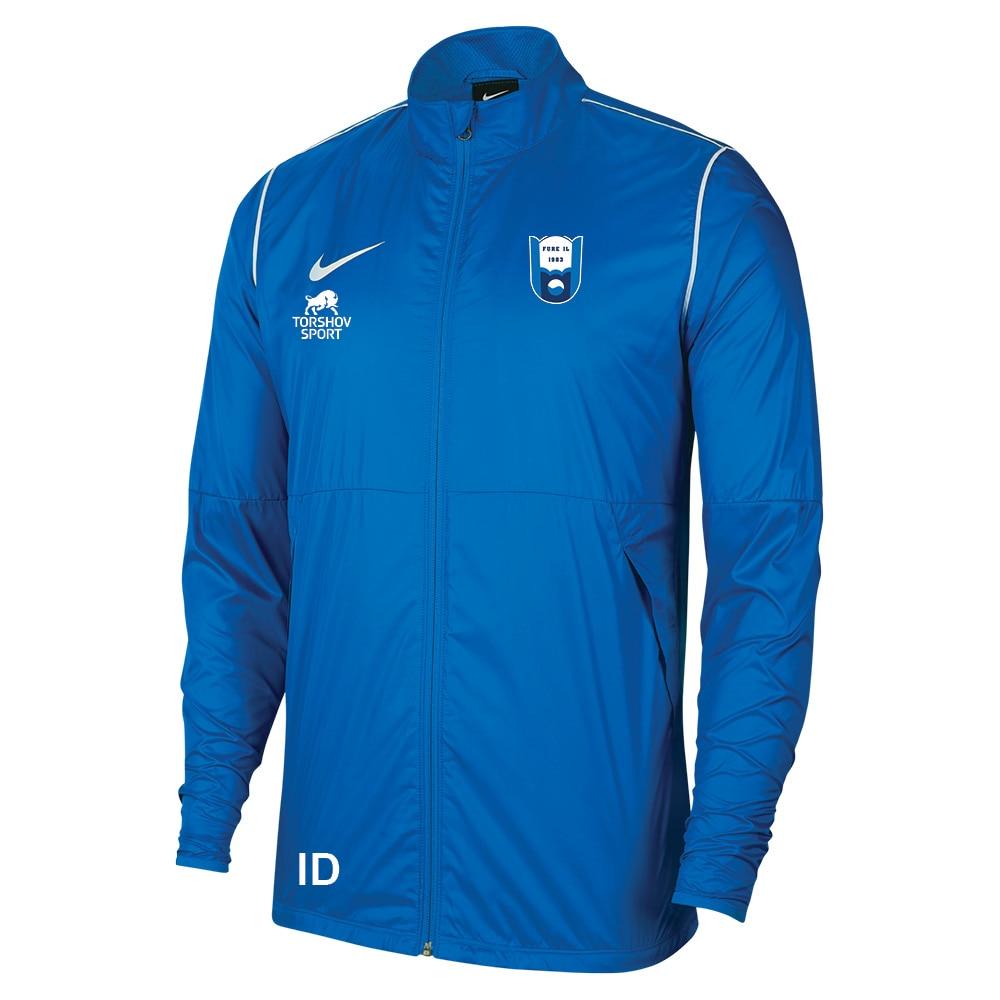 Nike Fure IL Regnjakke Blå