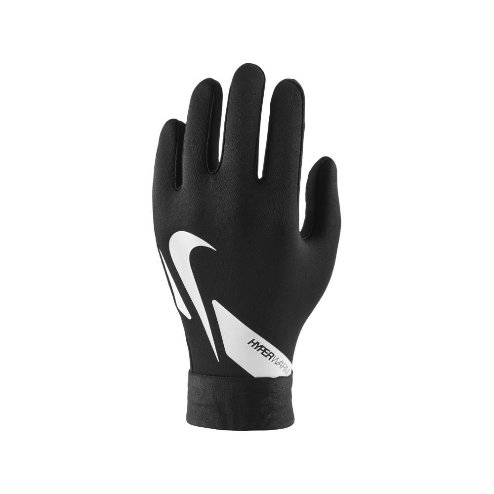 Nike Academy Hyperwarm Spillerhansker Barn Sort/Hvit