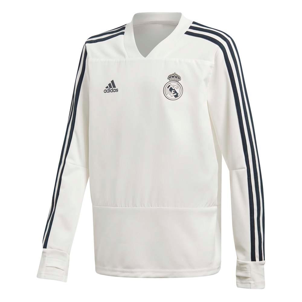 Adidas Real Madrid Treningsgenser Barn 18/19