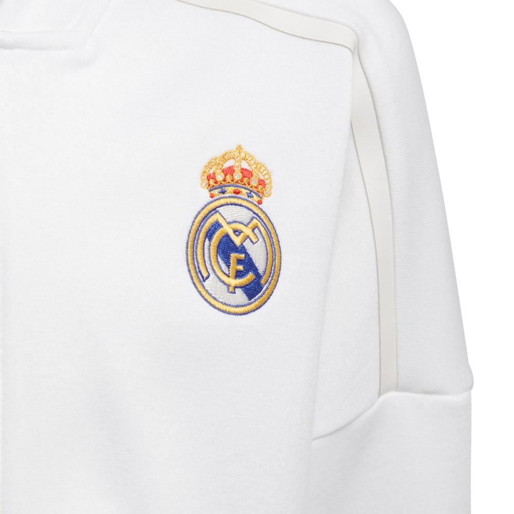 Adidas Real Madrid ZNE Fotballjakke Barn 18/19