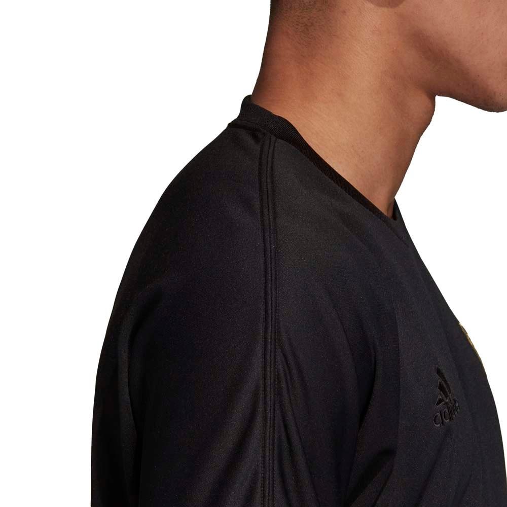 Adidas Manchester United FC Fritids T-skjorte 18/19