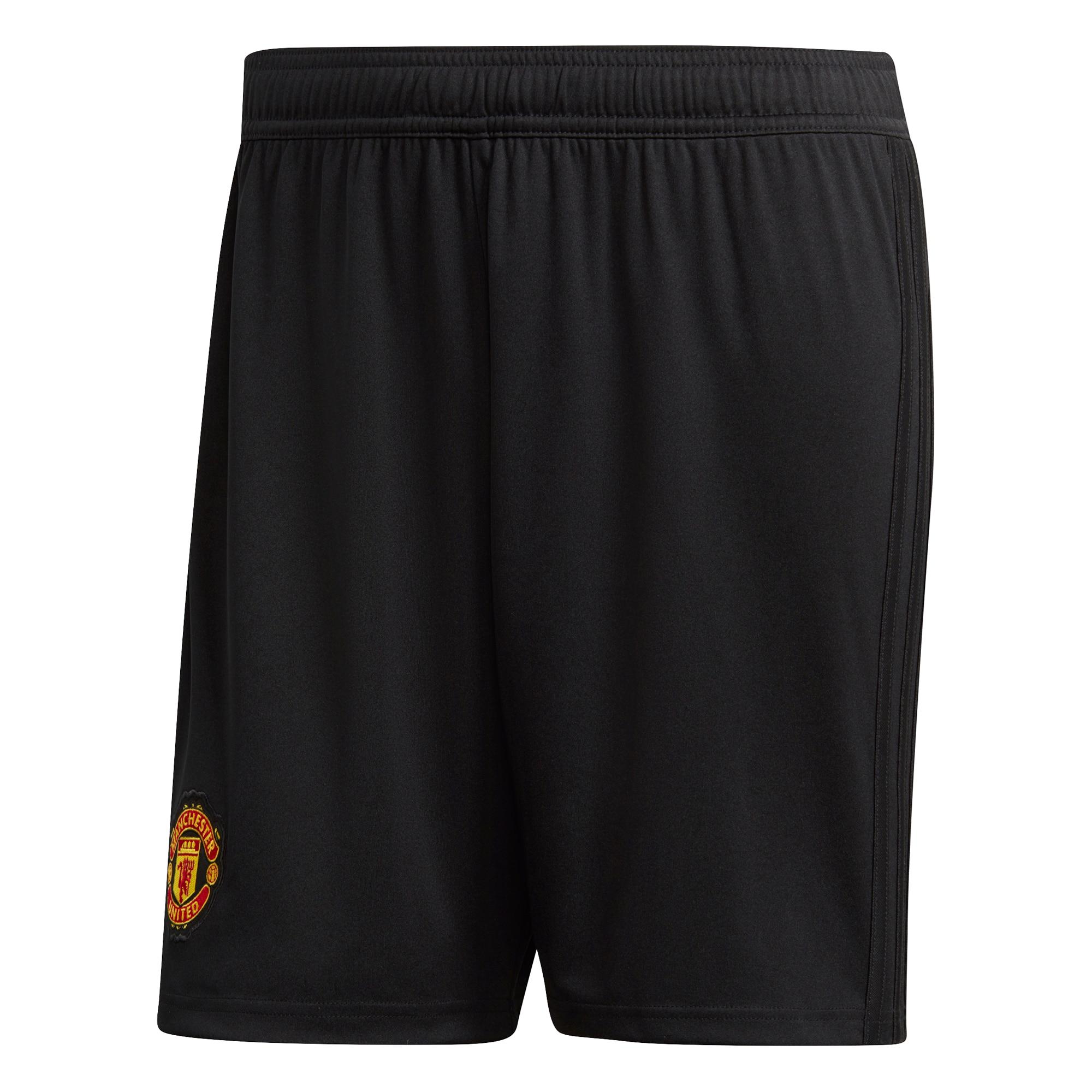 Adidas Manchester United Fotballshorts 18/19 Hjemme