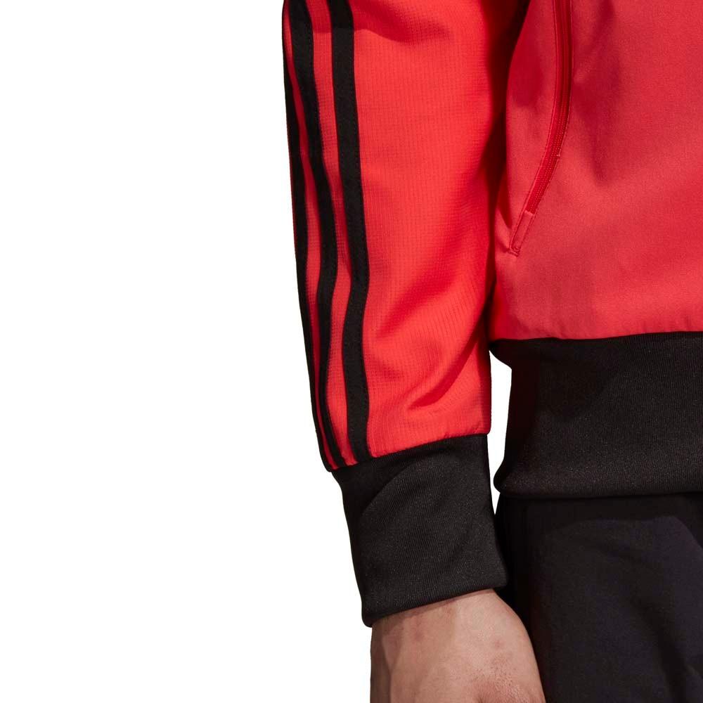 Adidas Real Madrid CL Prematch Anthem Fotballjakke 18/19