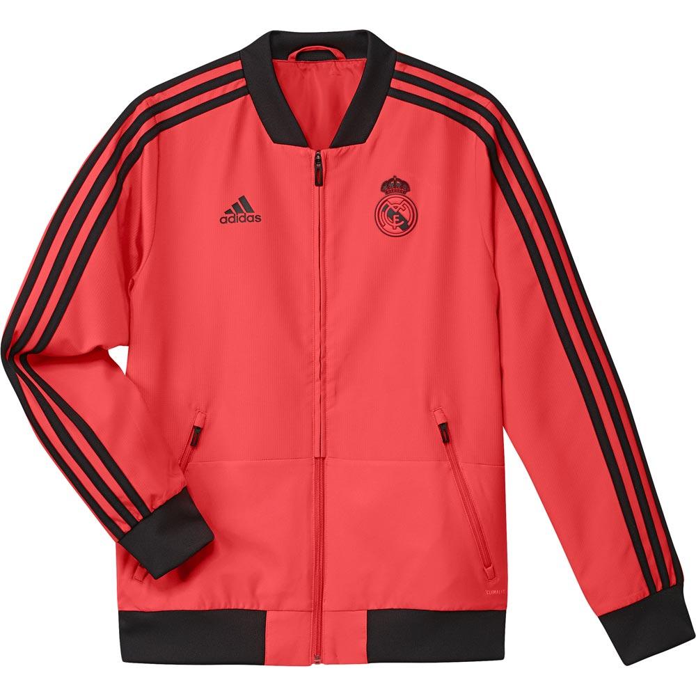 Adidas Real Madrid EU Presentation Fotballjakke Barn 18/19